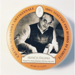 arancia italiana crema da barba extro'