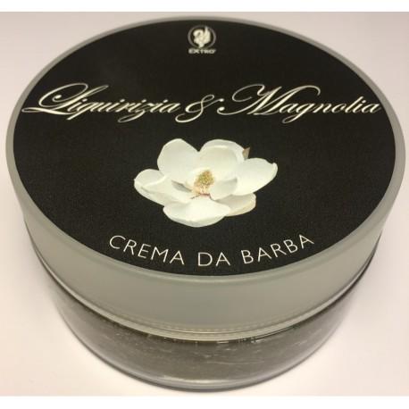 crema da barba liquirizia & magnolia extro'
