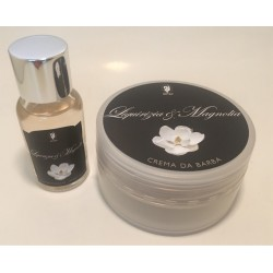set da viaggio liquirizia magnolia as-edt + crema da barba