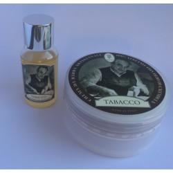 et da viaggio tabacco crema da barba after shave eau de toilette