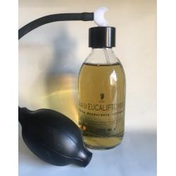 acqua di eucalipto bio con spruzzino