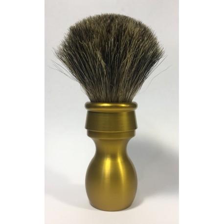 pennello oro metallico misto
