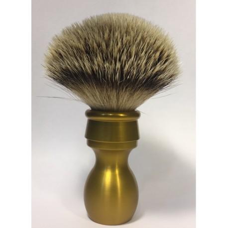 pennello oro metallico silvertip