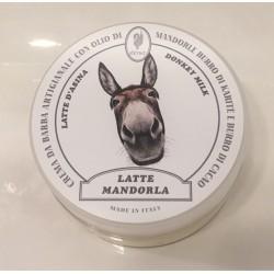 crema da barba latte mandorla