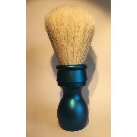 pennello blu metallico cavallo