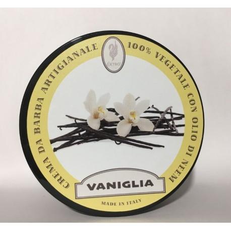 crema da barba vaniglia
