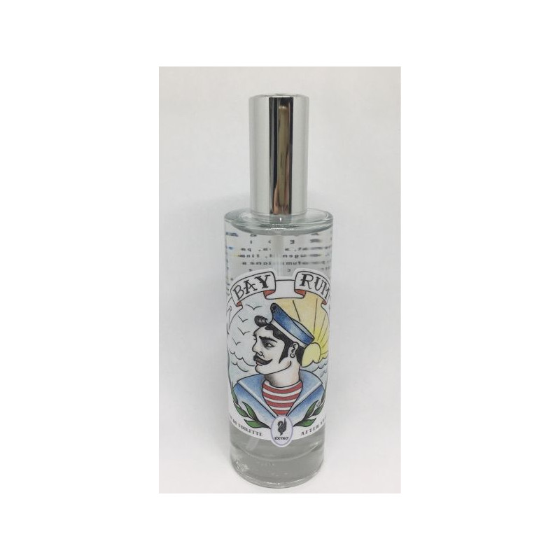after shave edt bay rum 100 ml.