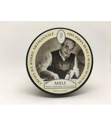 crema da barba miele e pappa reale 150 ml.