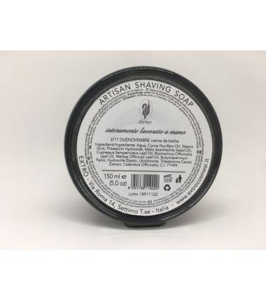 crema da barba 2/11 duenovembre 150 ml.