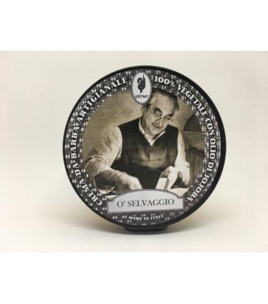 crema da barba o'selvaggio 150 ml.