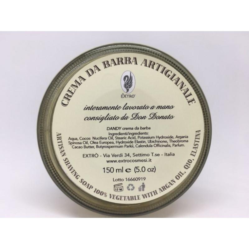 crema da barba dandy 150 ml.