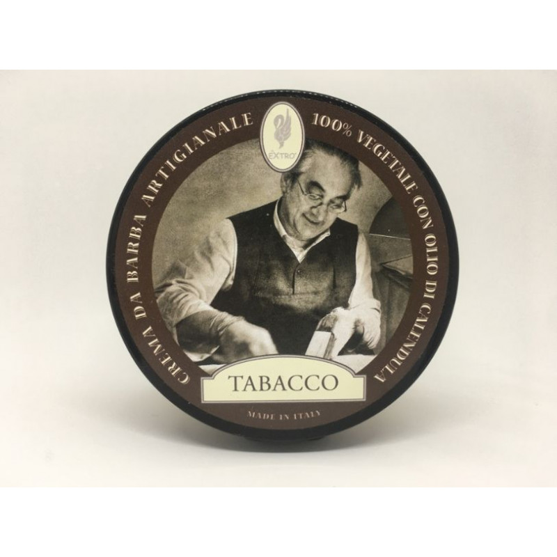 crema da barba tabacco 150 ml.