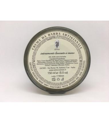 crema da barba del don 150 ml.
