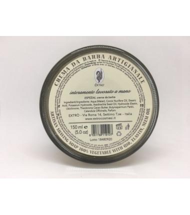 crema da barba espezial 150 ml.