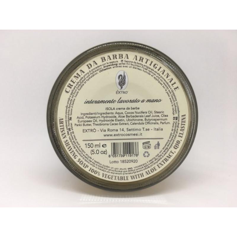 crema da barba isola 150 ml.