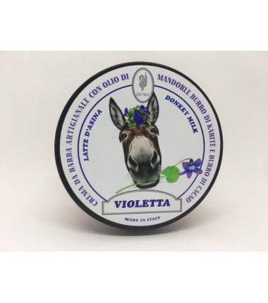 crema da barba violetta 150 ml.