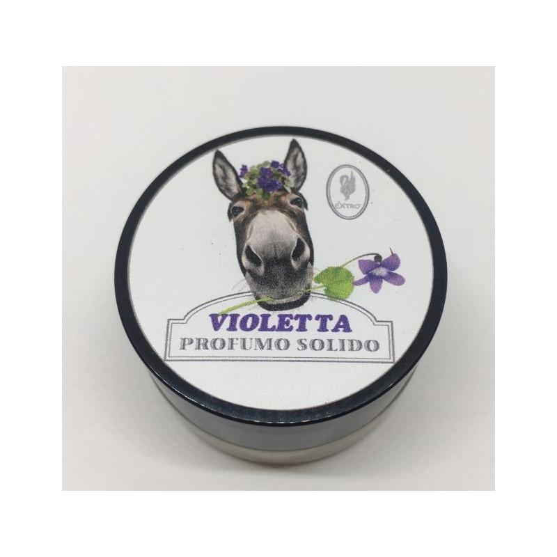 profumo solido violetta 12 ml.