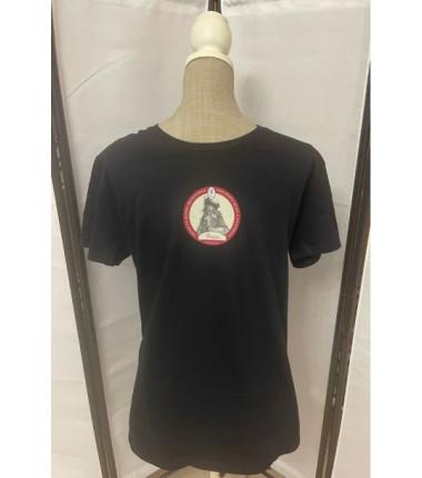 t-shirt pirata nera L