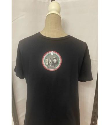 t-shirt 17° stormo nera L