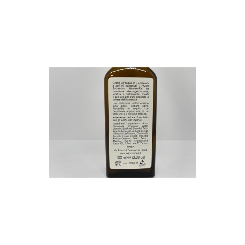 fluido balsamico hamamilla