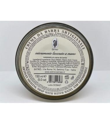 crema da barba hamamilla