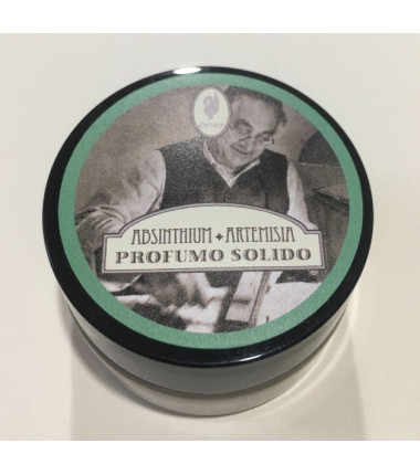 profumo solido absinthium artemisia 12 ml.