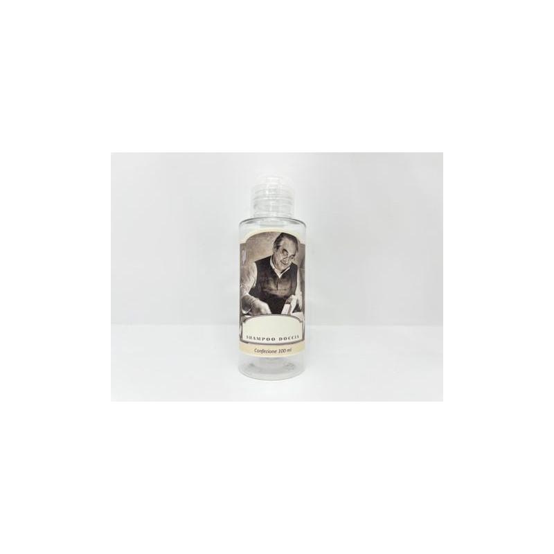 contenitore shampoo doccia da viaggio 100 ml.