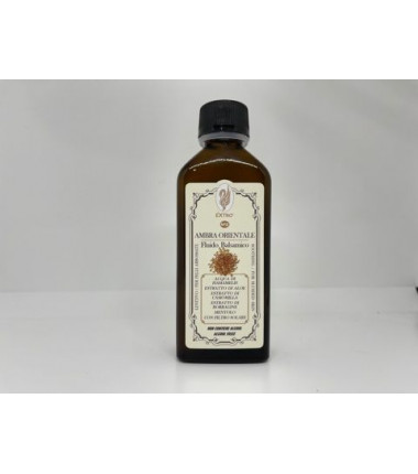 fluido balsamico ambra orientale