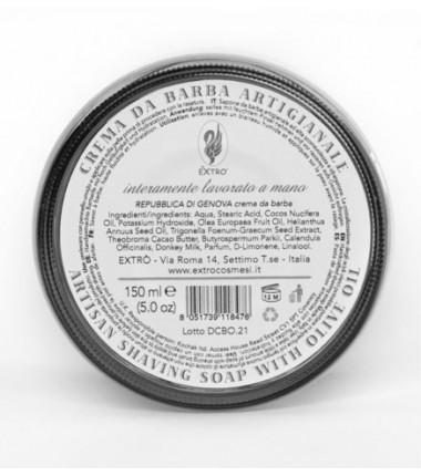 crema da barba repubblica di genova