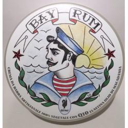 crema da barba bay rum extro'